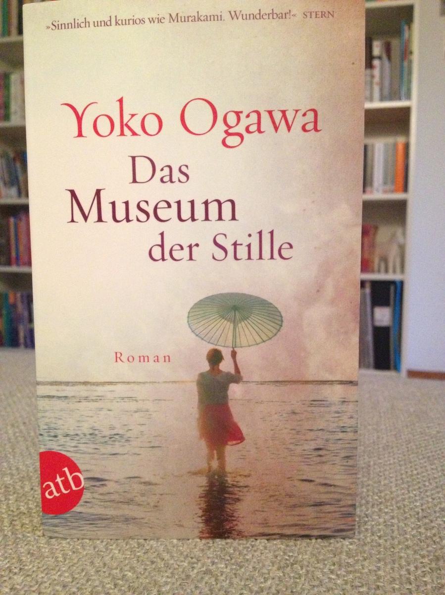 Buchempfehlung: Das Museum der Stille